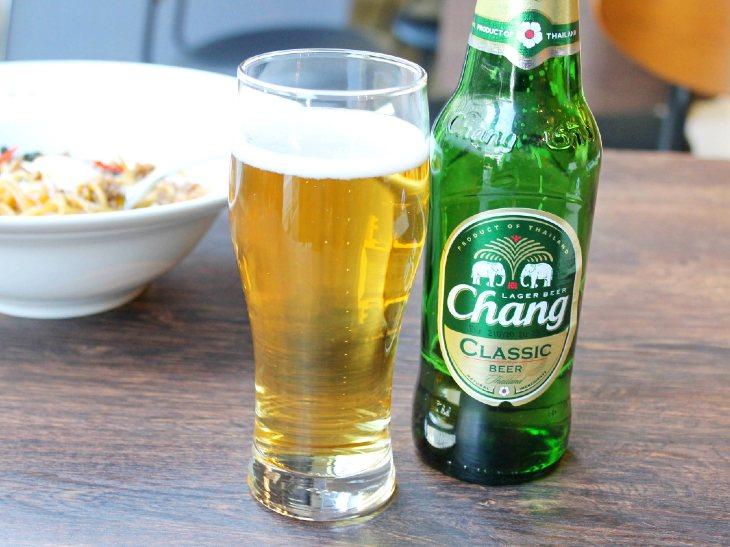 「チャーンビール」680円