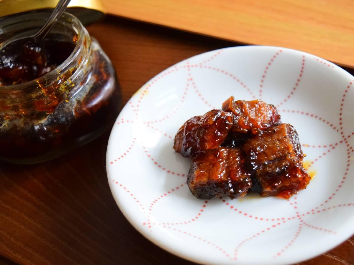 四万十産の生姜で煮た鰻の蒲焼「うなぎ生姜」がご飯も酒も進む名品だった!