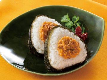 「トムヤムクン」と「ラクサ」味のおにぎりの具が『マイズキッチン』から登場!