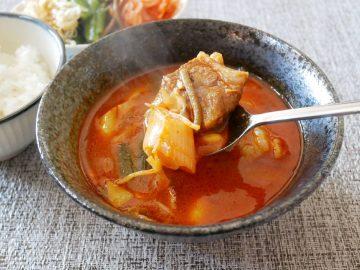 野菜と肉がゴロゴロ! ロイヤルデリの「冬野菜を食べるスープ」が美味しすぎる