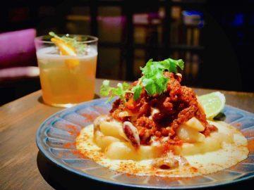 大正モダンな雰囲気が最高! 渋谷のバー『ベルウッド』のカクテル&バー飯が美味しい理由