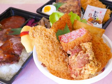 地元民も絶賛! 武蔵小杉『鮪牛』で人気のボリューム弁当3選