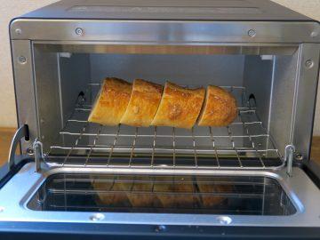 生食パン専門店『乃が美』も推奨するパナソニックのオーブントースター「ビストロ」の実力をチェック!