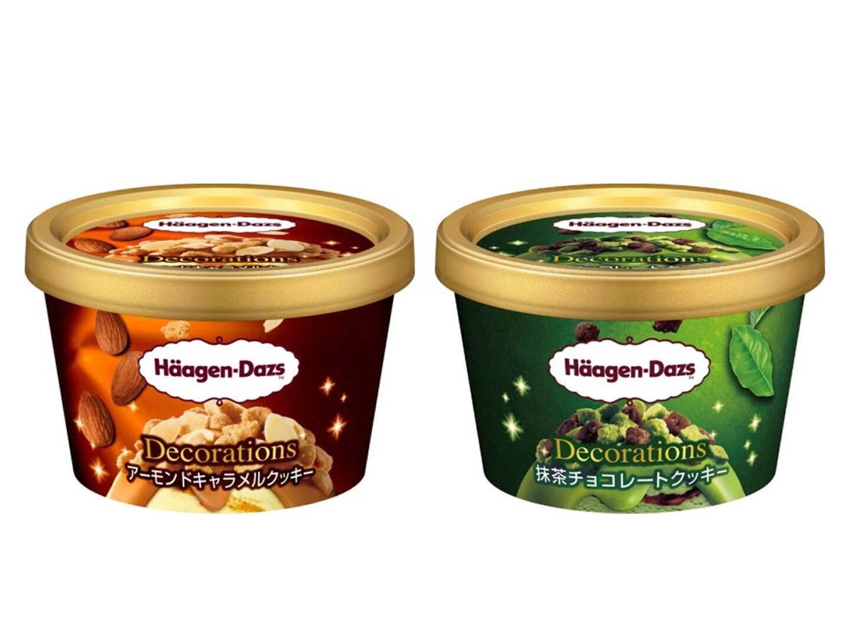 ハーゲンダッツにアイスの実も! コンビニで買える春の新作アイス5選