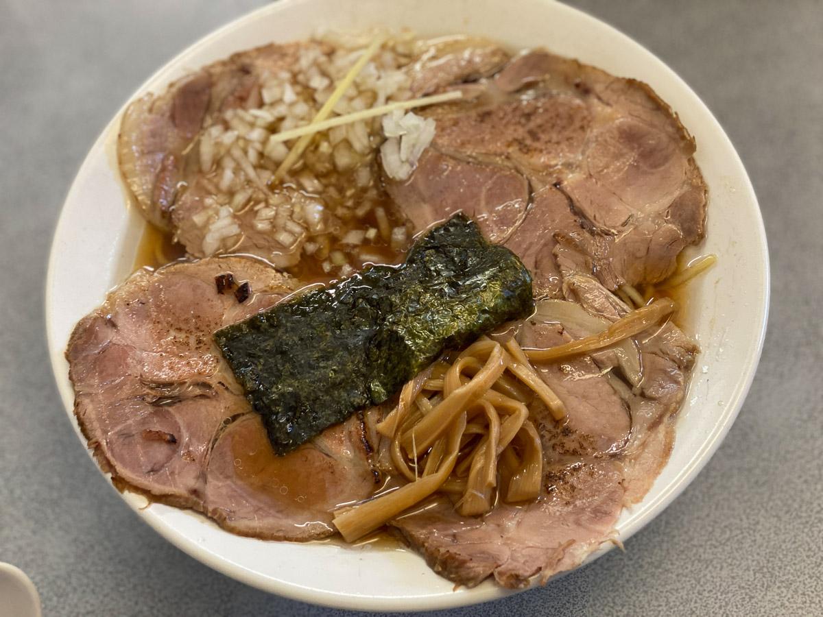 「オートボイル式ラーメン」って何? 東京・八王子の老舗ラーメン店を食べ歩いてきた