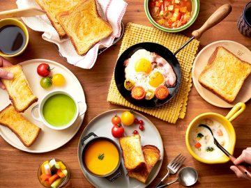 デニッシュ食パン専門店『ボローニャ』のデニッシュパンに合うスープとは?