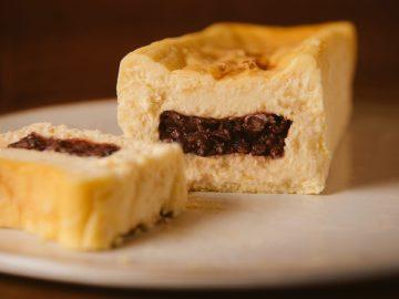 あんこ×チーズの魅惑の出会い! 話題の「あんこチーズケーキ」を食べてみた