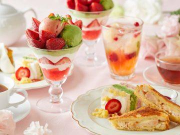 完全予約制!『Afternoon Tea TEAROOM』の「春の贅沢ティーコース」とは?