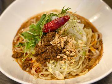 これぞ理想の担々麺! 沼袋『四川麺条 香氣』の「汁なし担担麺」がスゴい理由