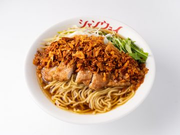 人気の鉄板中華『青山シャンウェイ銀座店』が「麺」専門店としてリニューアル! 注目の麺メニューとは?
