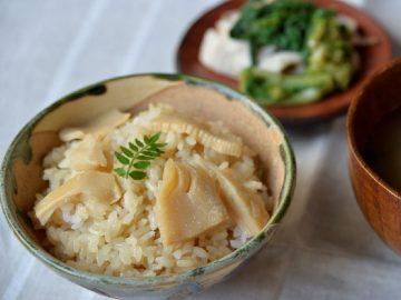 産地ごとに食べ比べできる! 石井食品の「筍まぜごはんの素」が美味しすぎる!