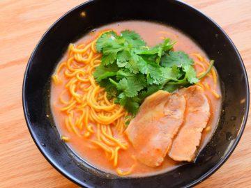濃厚&シビ辛スープが秀逸! 「日清ご褒美ラ王 シビ辛濃厚味噌」を食べてみた