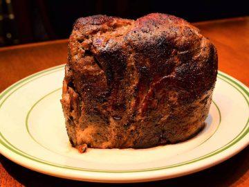 『マロリーポークステーキ』(自由が丘)で1kgの「キリマンジャロ級」を食べてきた!