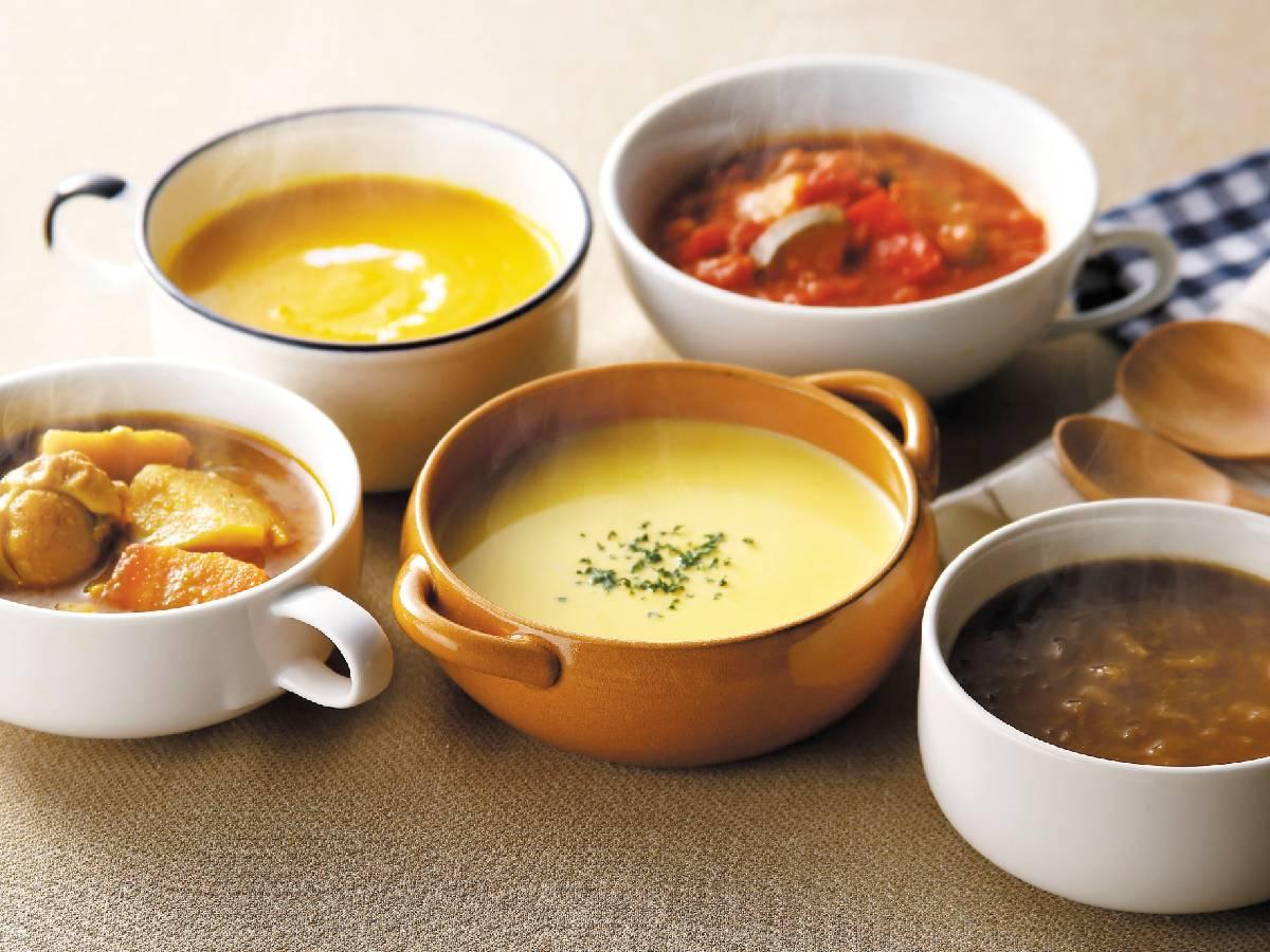 クイーンズ伊勢丹で買える「冷凍スープ」がリストランテ級の美味しさ!