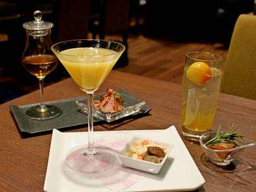 梅酒カクテル専門店『The CHOYA 銀座BAR』で梅づくしのお酒とおつまみを味わってきた!