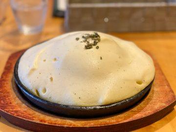 白くてふわふわ! 高円寺『アイノワール』の名物「白いオムライス」を食べてきた