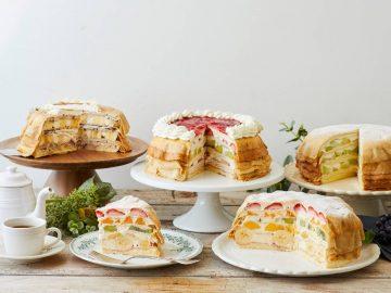 期間限定!『Afternoon Tea TEAROOM』のフルーツたっぷり「極上クレープ」が贅沢すぎる!