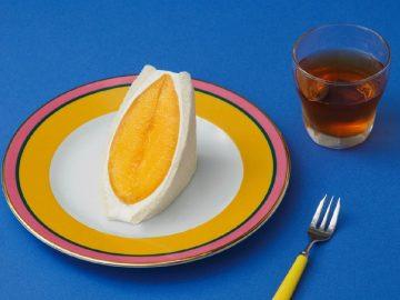 """日本最高峰の完熟マンゴーを使った""""究極のフルーツサンド""""とは?"""