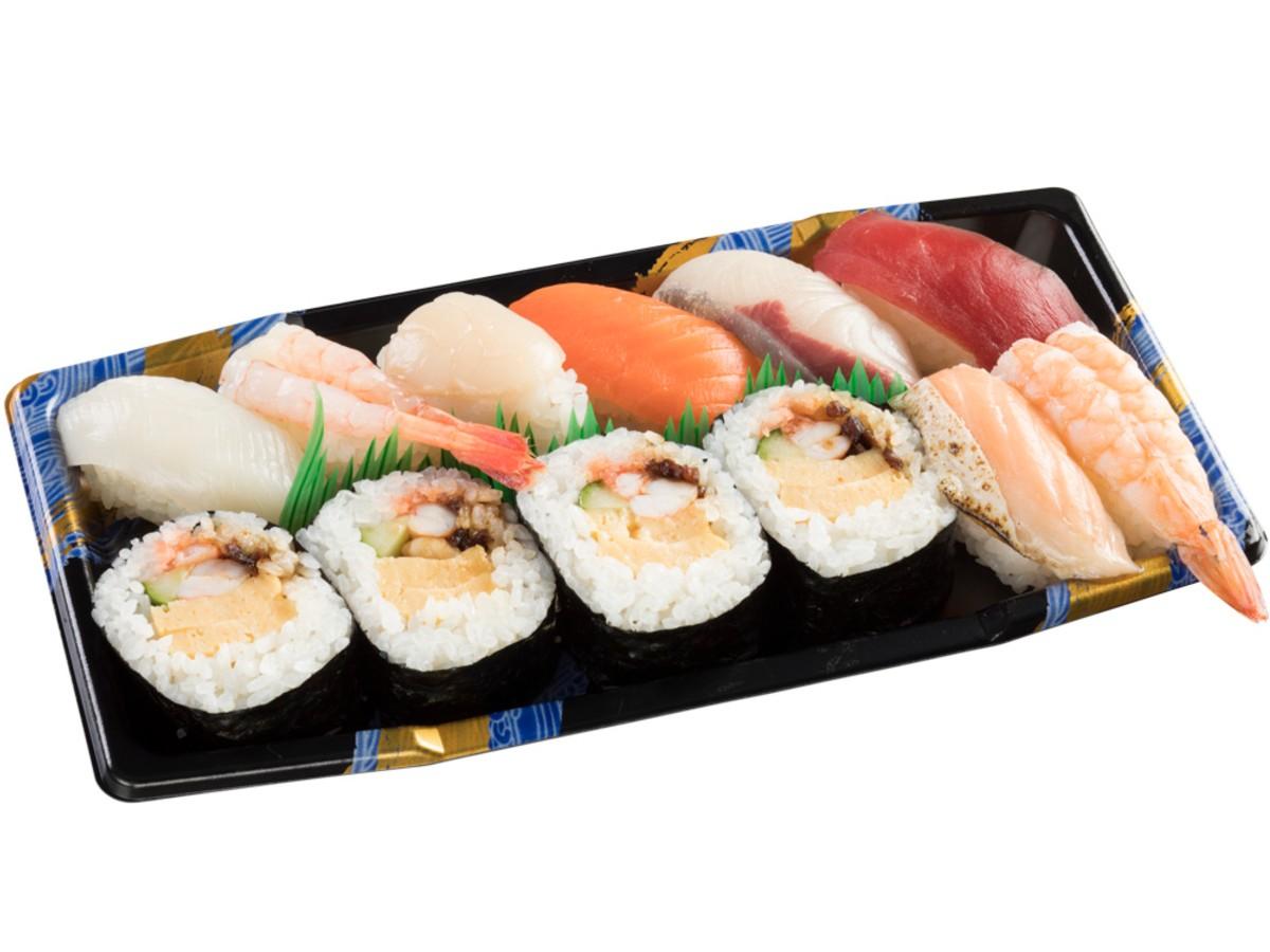 テイクアウト専門の『スシローTo Go』が東京初出店! どんなお寿司が買える?