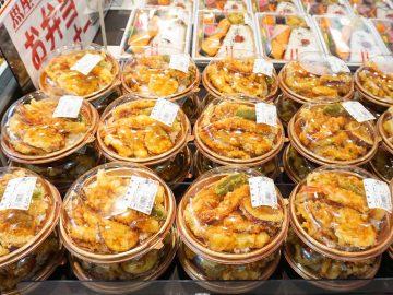 月に5万3千食が売れる鮮魚チェーン『角上魚類』の絶品弁当BEST3