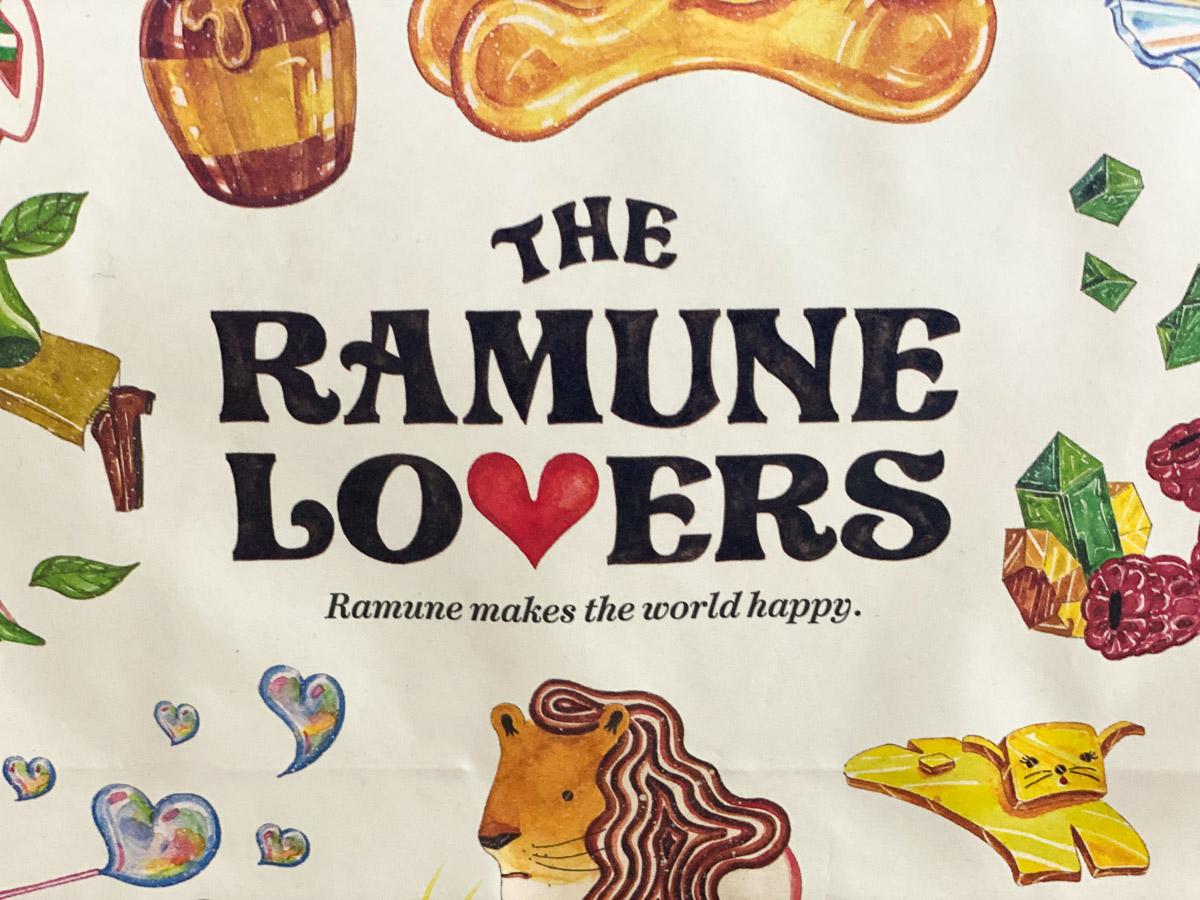 ザ・ラムネラバーズ(THE RUMUNE LOVERS)外観