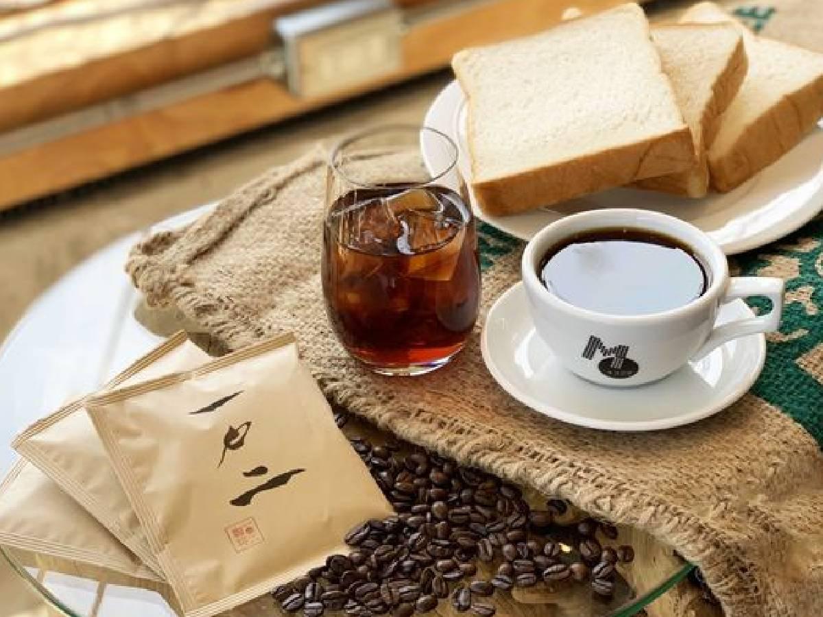 生食パンの旨さが際立つ『乃が美』のオリジナルコーヒー「一○二珈琲」とは?