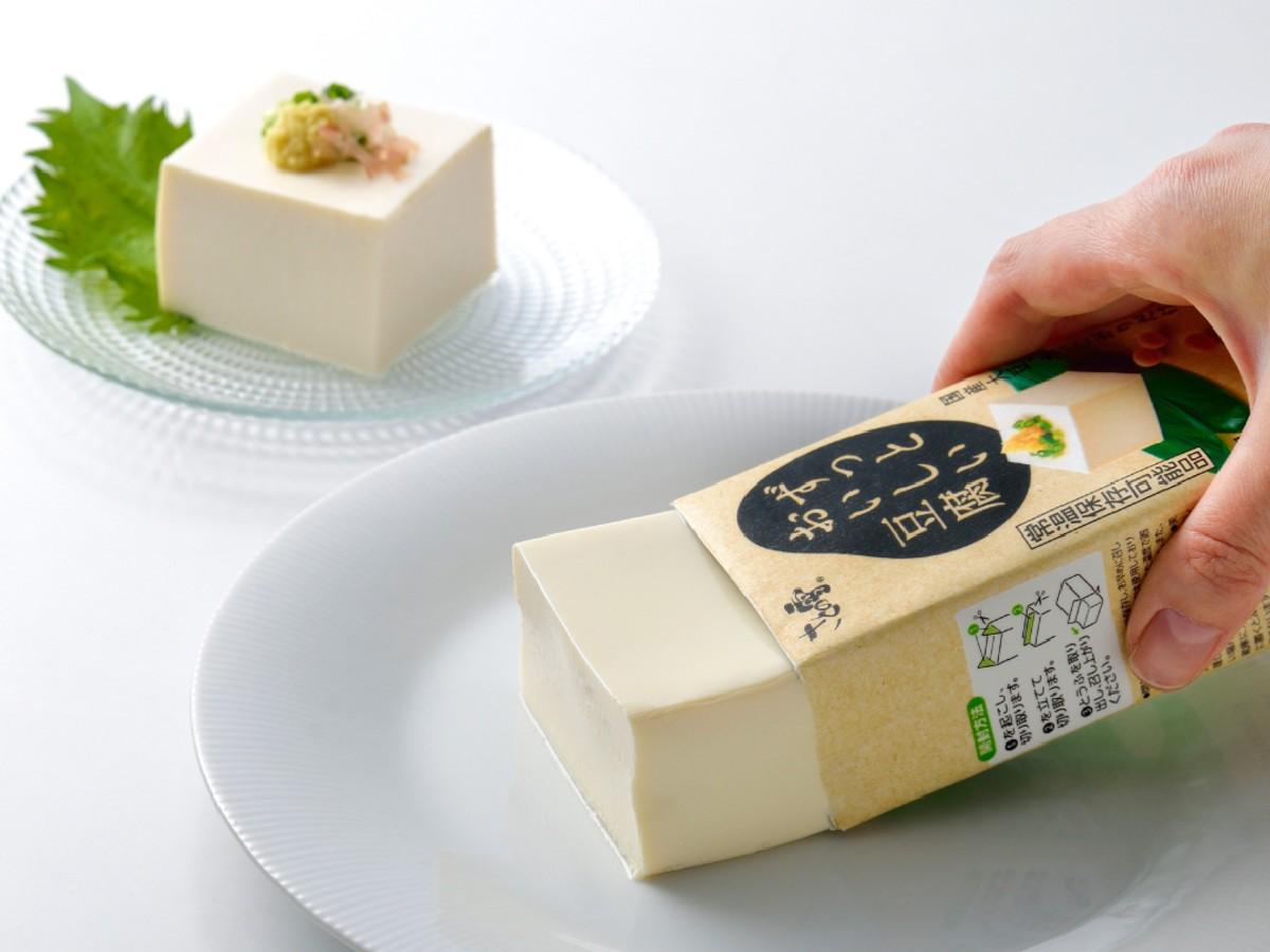 常温で120日間保存可能!? 備蓄できる「ずっとおいしい豆腐」とは?