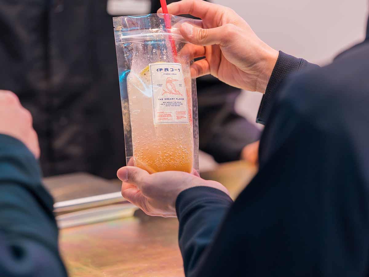 世界初のクラフトコーラ専門店が渋谷に登場! 話題の『伊良(いよし)コーラ』の魅力とは?