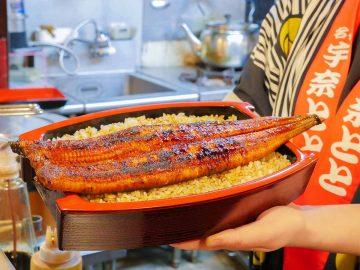 鰻が旨い『名代 宇奈とと』で約1kgの「ビックリ重」を食べたら幸せすぎた!