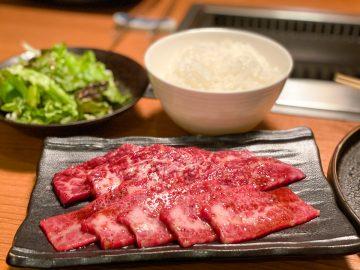 1500円で最高級黒毛和牛が楽しめる! 『焼肉矢澤』の「カルビ&ロース定食」が悶絶級に旨かった