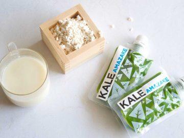 栄養&野菜不足を解決!?『KALE FARM』の「ケール甘酒」に注目