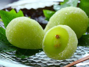 毎年大人気! 岡山の希少なマスカットを使った夏の限定果実菓子「陸乃宝珠」とは?
