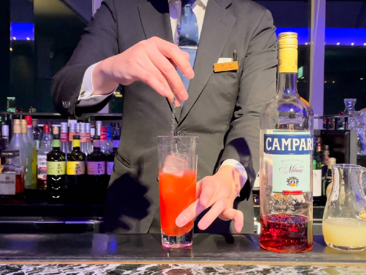 お酒好き必見! 『ホテルニューオータニ大阪』が門外不出の「カクテルレシピ」10種類を公開