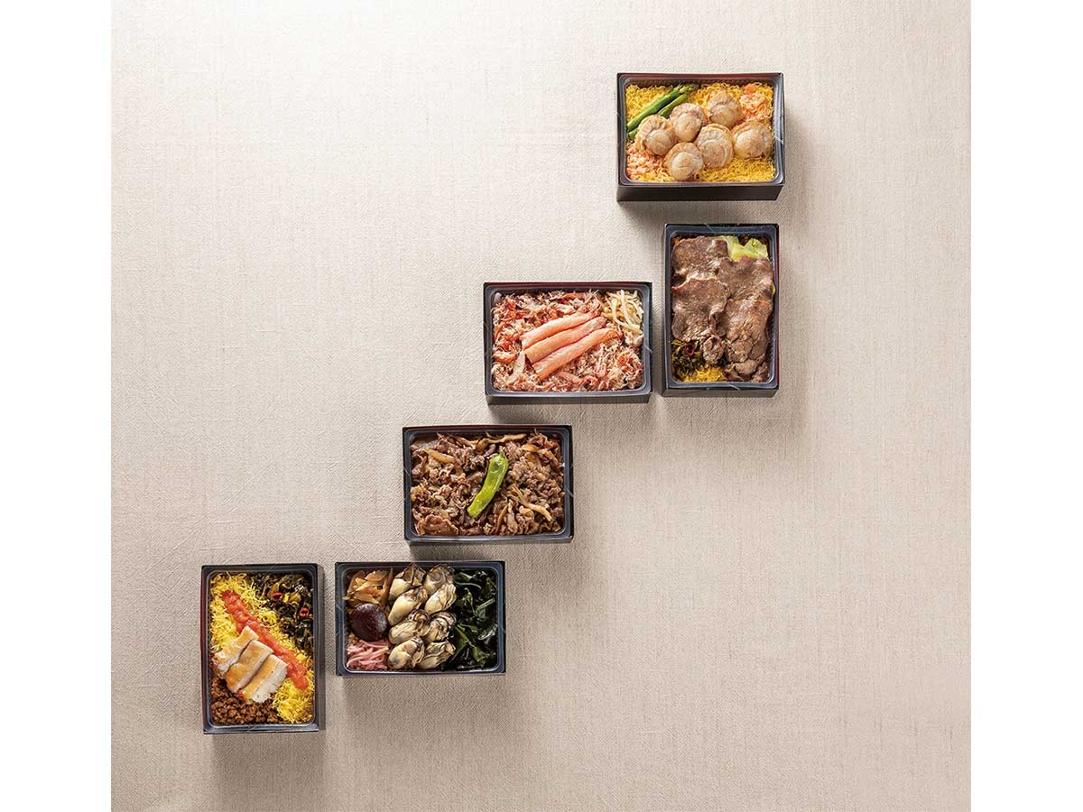 「全国旅気分セット 6食入り」7450円