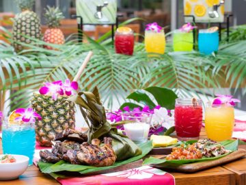 人気のハワイアンBBQが楽しめる!『グランドハイアット東京』の「ビアガーデン」が開幕!