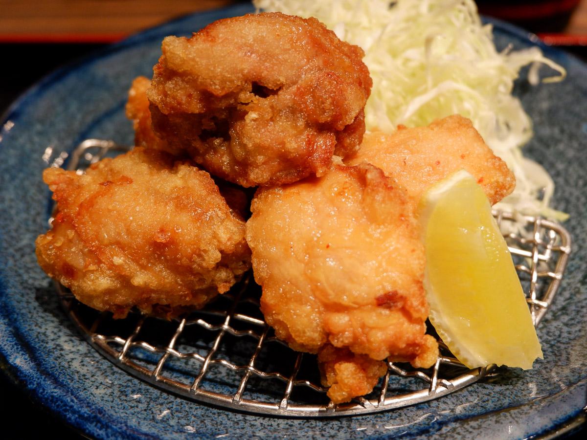 ご飯食べすぎ注意! 『から揚げの本田商店』で塩の旨みが濃厚すぎる「旨塩からあげ」を食べてきた