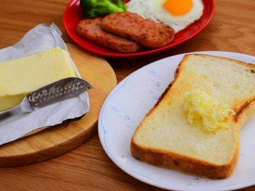 パン好きが推薦! ダイソーで買える、もっとバターが使いやすくなる便利グッズ3選