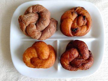 パンのふりして実はドーナツ。ミスドの新作「むぎゅっとドーナツ」全4種を食べてみた