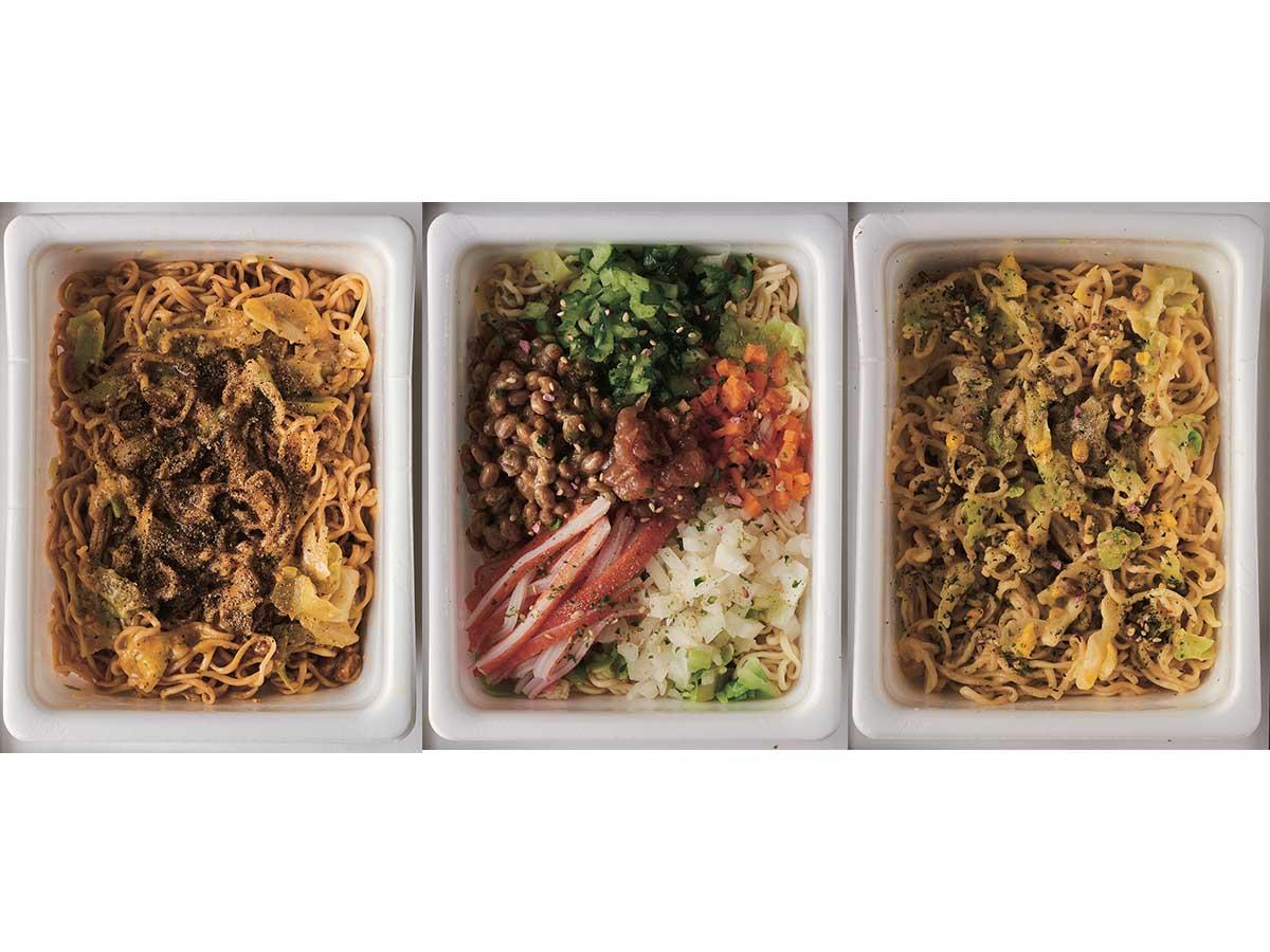 美食家カメラマンが考案! コンビニ食材で作るカスタム「ペヤング」3選