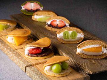 高級フルーツがたっぷり!『EBISU 青果堂』のどらやきが美味しい理由