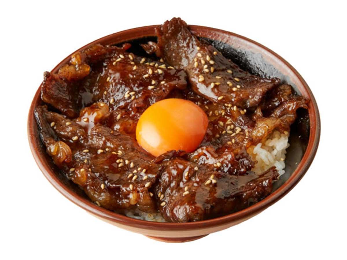 「神戸牛焼肉丼」590円(税込) ※イートイン、テイクアウト両対応