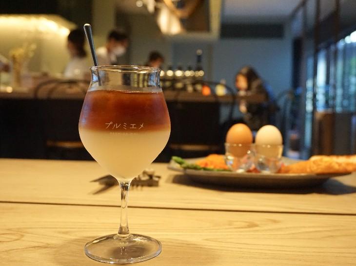 「2層のカフェ・オレ」 700円(税込)