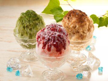 夏はやっぱりかき氷! 千代田区エリアで絶対外さない「絶品かき氷」6選