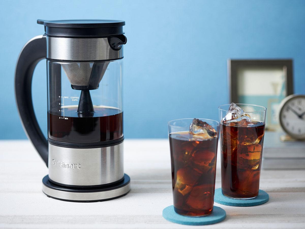 手軽にバリスタ級の本格コーヒーができる! 話題の「ファウンテンコーヒーメーカー」の魅力とは?