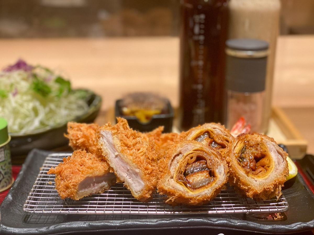 鰻&豚肉を一緒に揚げる!? とんかつ専門店が本気で作る「うなぎ巻きかつ」を食べたら最高に旨かった