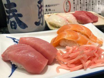 大ネタ寿司が一皿220円から! 大阪・天神橋の行列寿司屋『春駒』に行ってきた