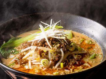 三層の濃厚スープとちぢれ麺が旨い!『麺屋誠』(千葉)の担々麺がお取り寄せできる