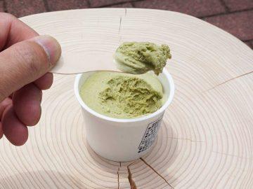 東京農工大学の学生たちが生んだ「桑の茶葉アイス」が絶品すぎる!