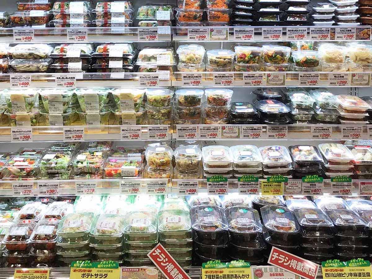 今年(4月〜6月)『成城石井』で最も売れた自家製惣菜ランキングBEST5!