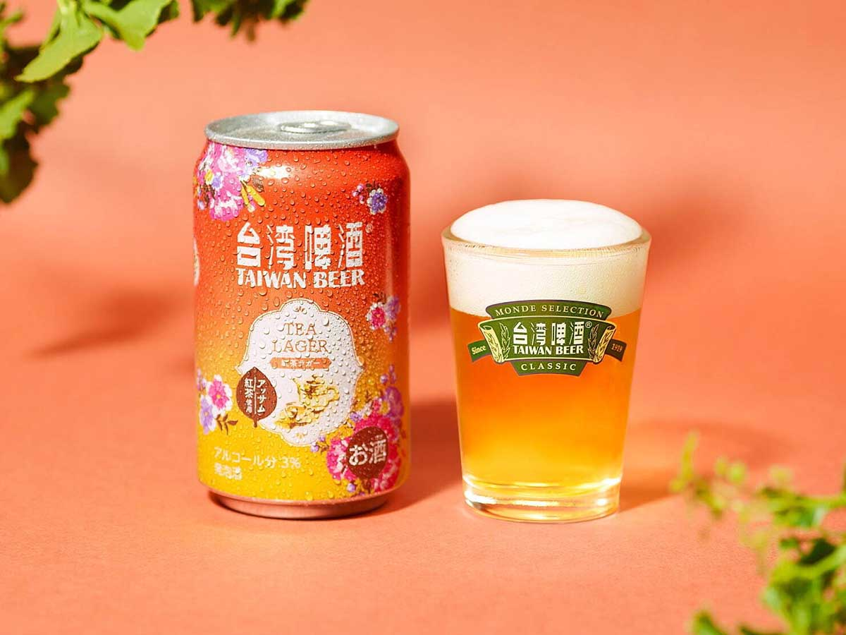 ビールの新境地! 台湾ビール×アッサム紅茶の「紅茶ラガー」って何?